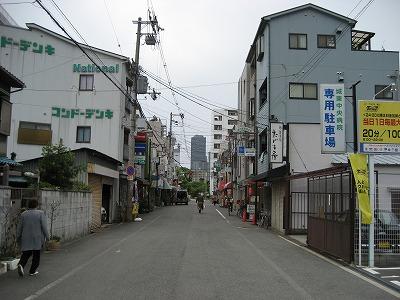 鴫野駅前商店会
