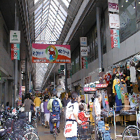 四貫島中央商店街&森巣橋筋商店街