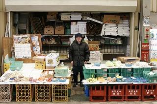 亀田青果店