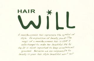 HAIR WILL